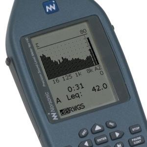 Lydtryksmåler Nor140