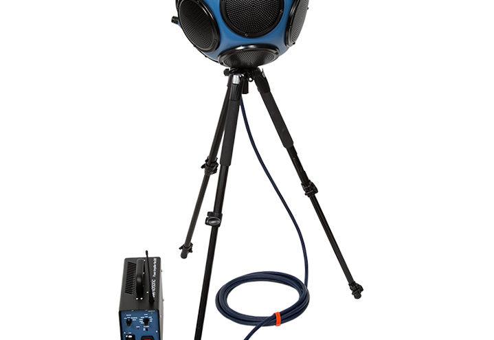 Nor276 højtaler -Nor280 effektforstærker